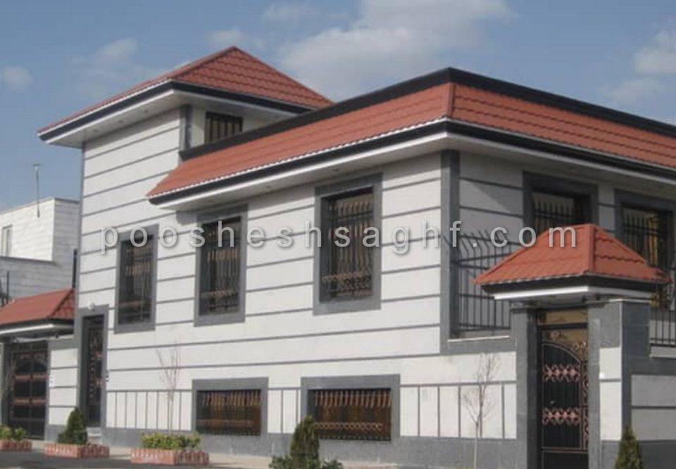 اجرای نمای پیشانی ساختمان