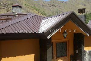 طراحی و اجرای سقف شیروانی