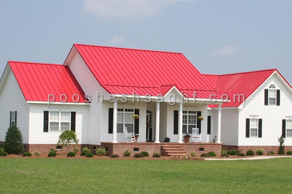قیمت پوشش سقف